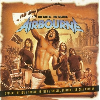 Airbourne - No Guts, No Glory